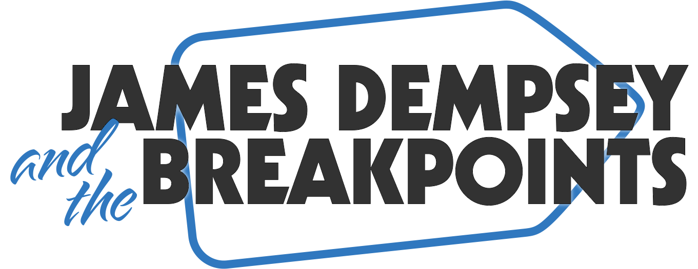 James Dempsey and the Breakpoints Logo