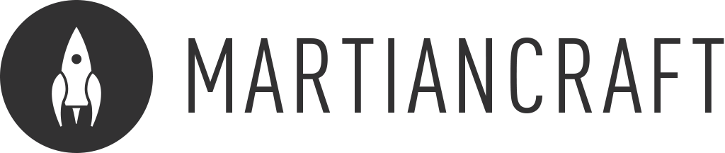 MartianCraft Logo